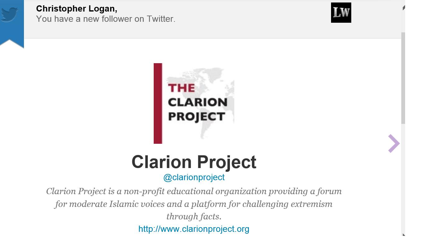 Clarion follows