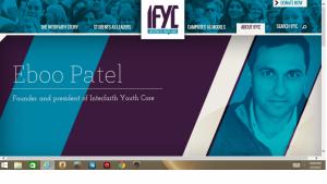 Eboo Interfaith Youth Core