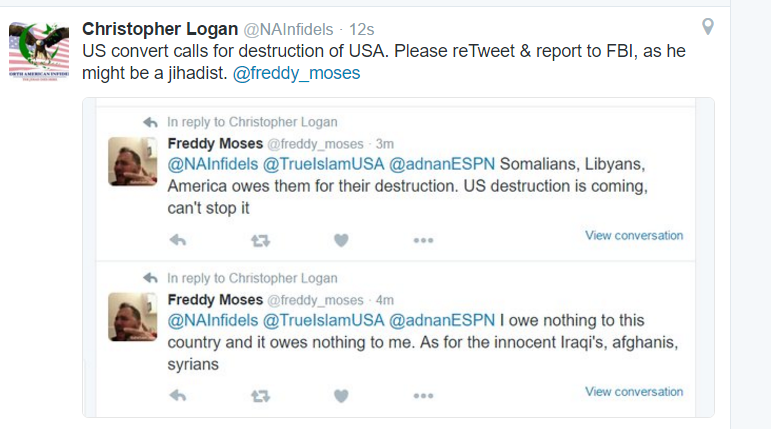 Threat 15 Freedy Moses 2 report
