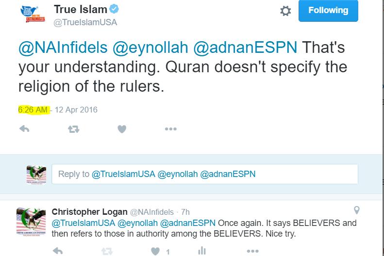 True Islam time 1