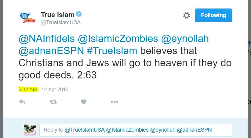 True Islam time 2