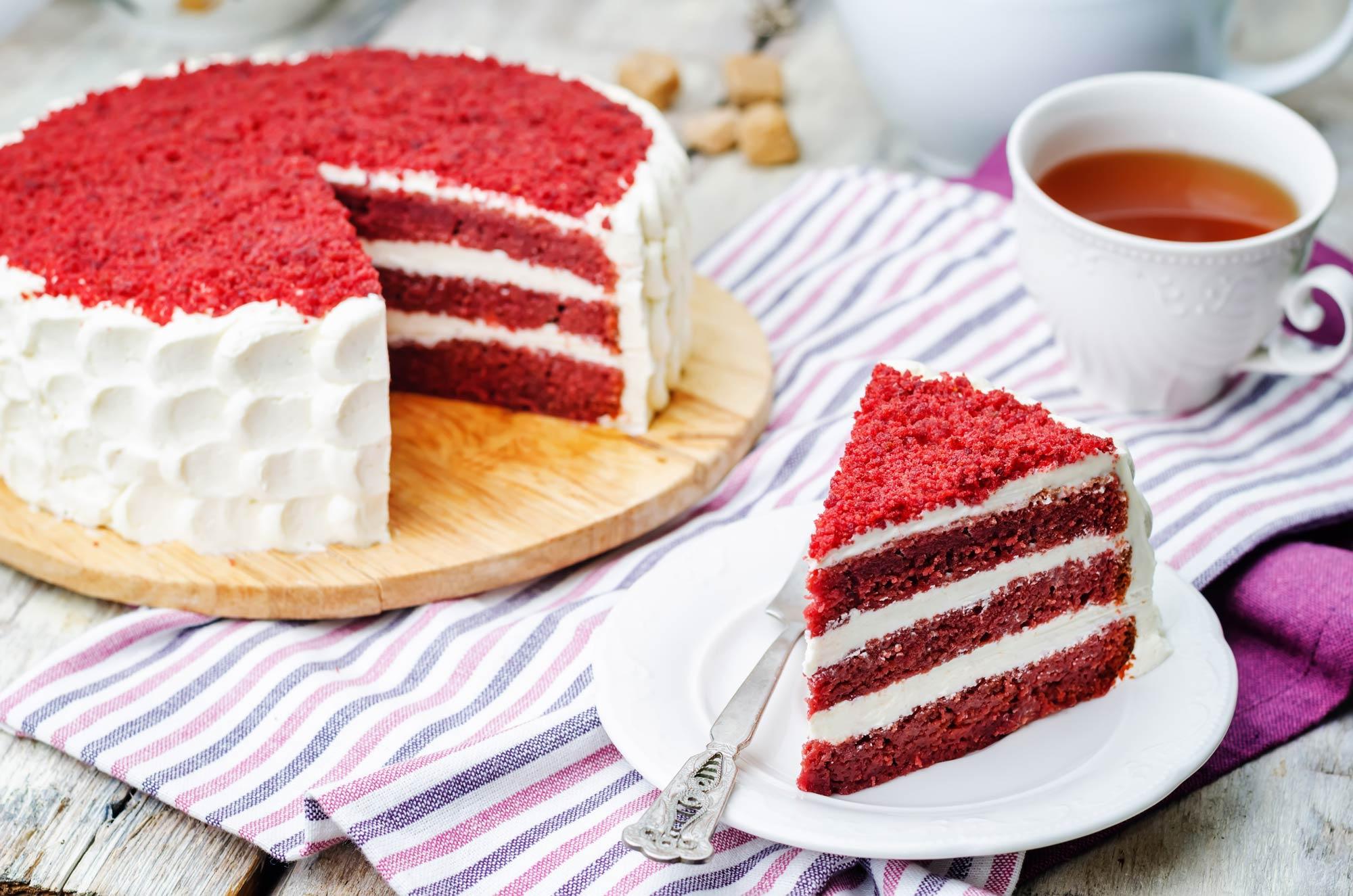 Heloise Red Velvet Cake Recipe