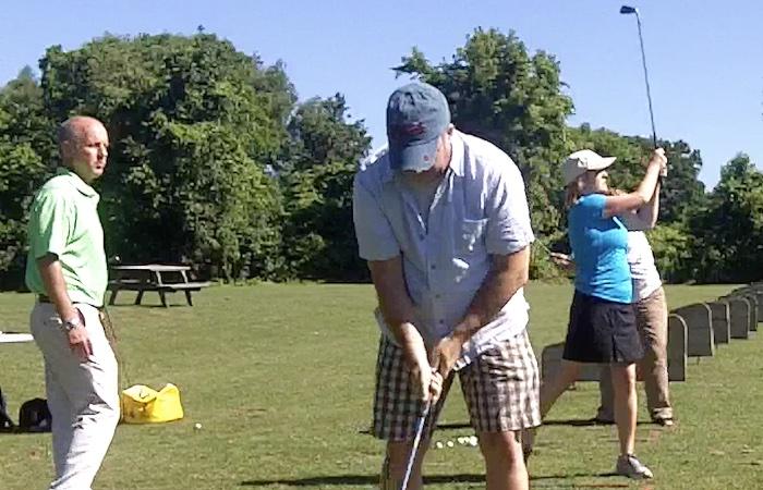 Beginner Golf Boot Camp