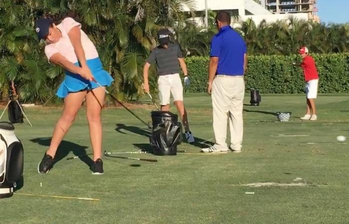 Junior Competitive Golf