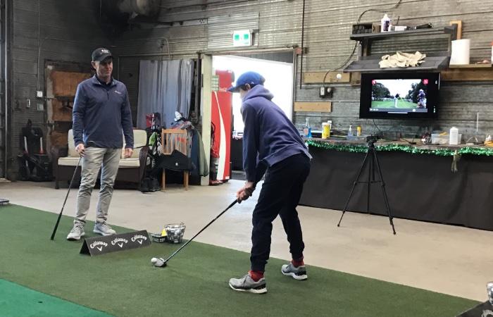 Junior Private Golf Lessons