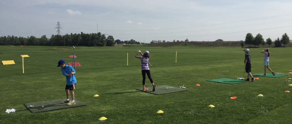 Junior Summer Golf Camp