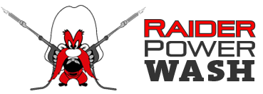 Raider Power Wash Logo