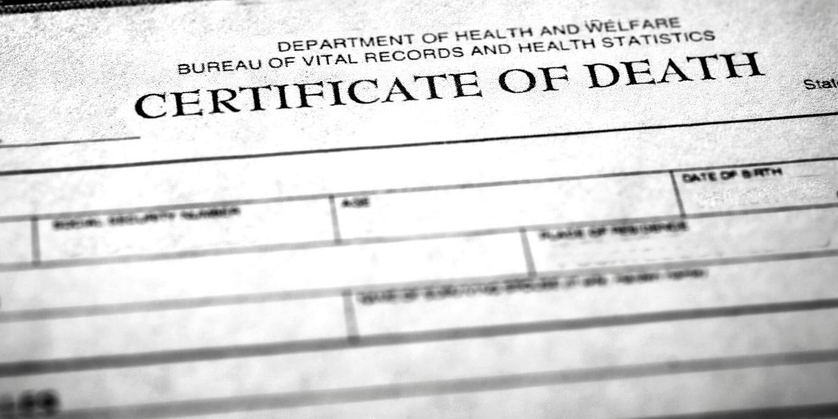 A Quick Guide to Getting a Death Certificate