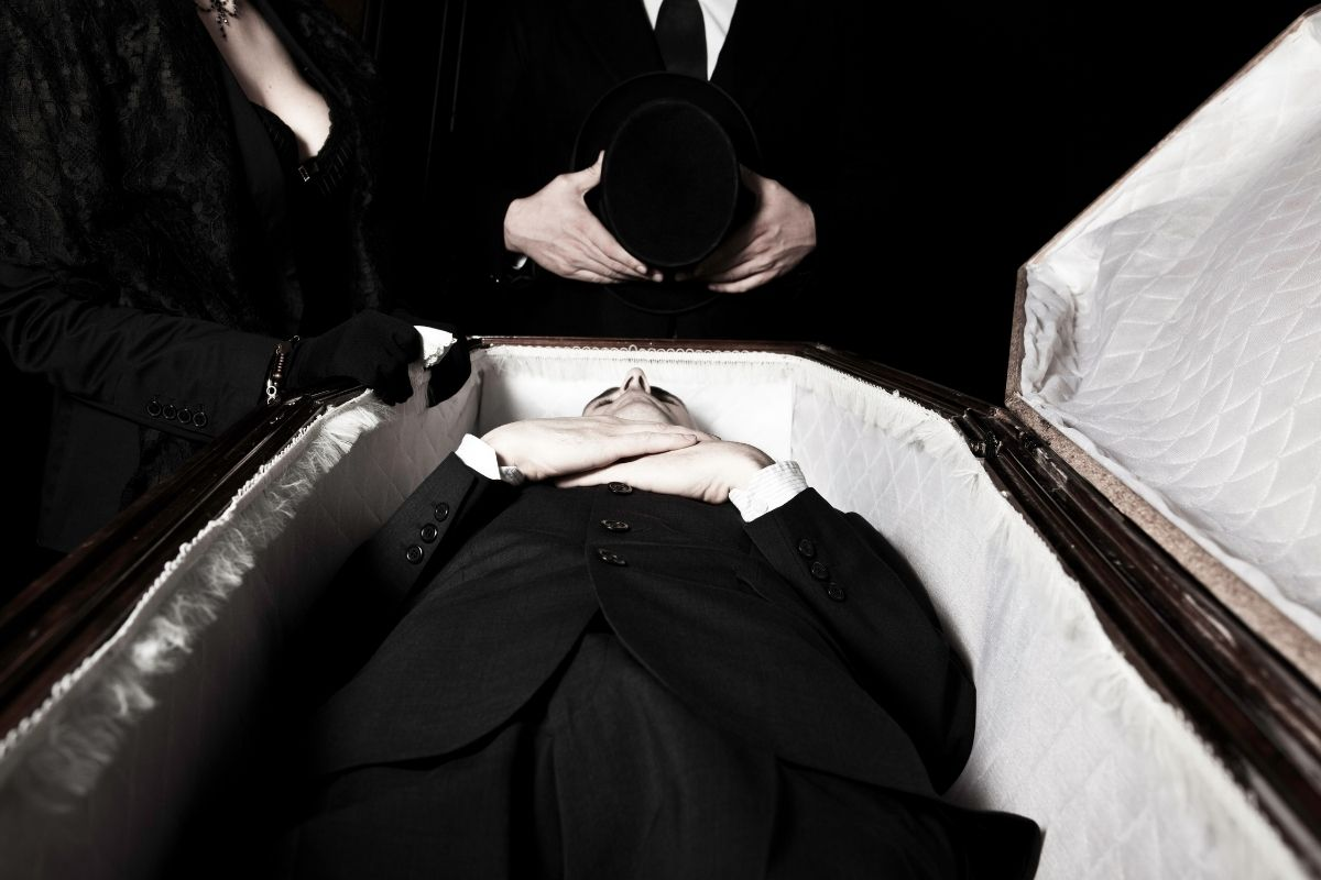 The Truth About How A Body Is Placed in a Casket