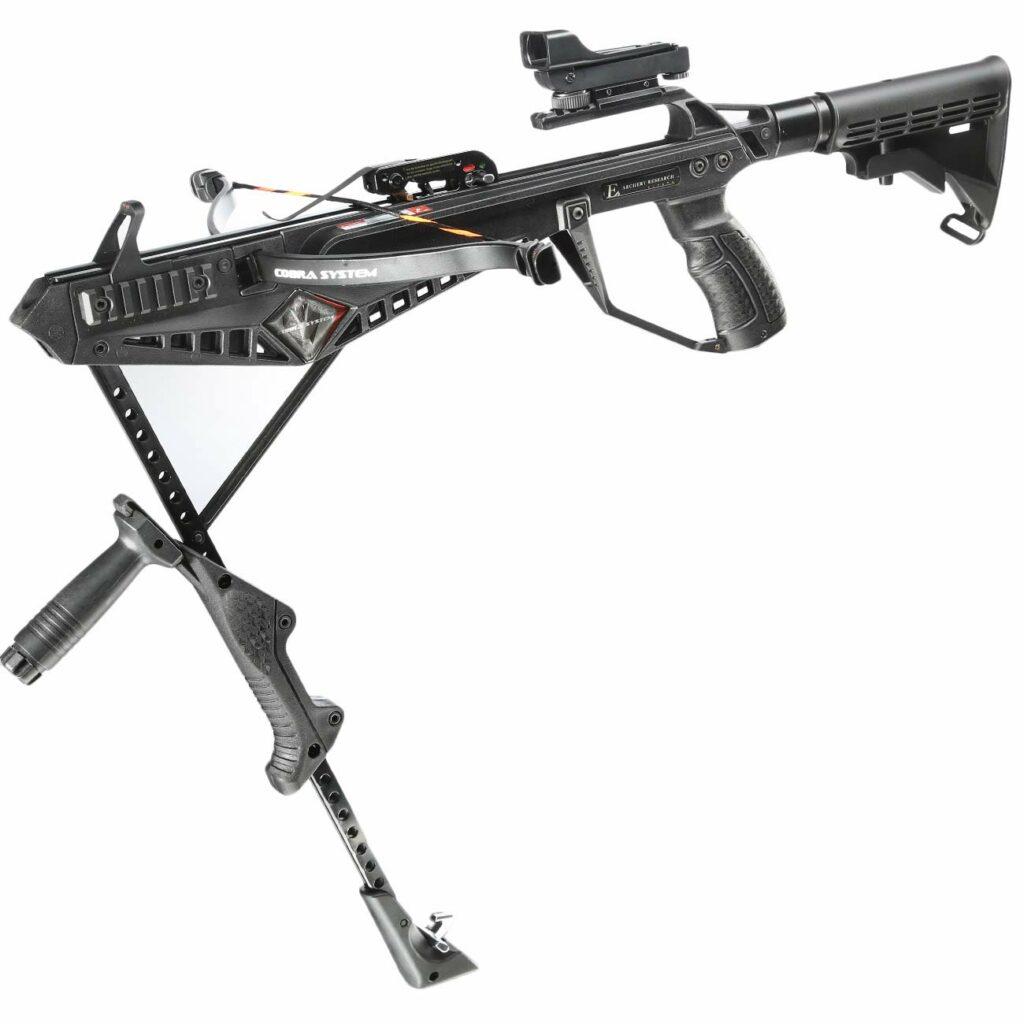 r9 crossbow self cocking bar