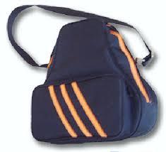 Pistol crossbow bag with shoulder strap