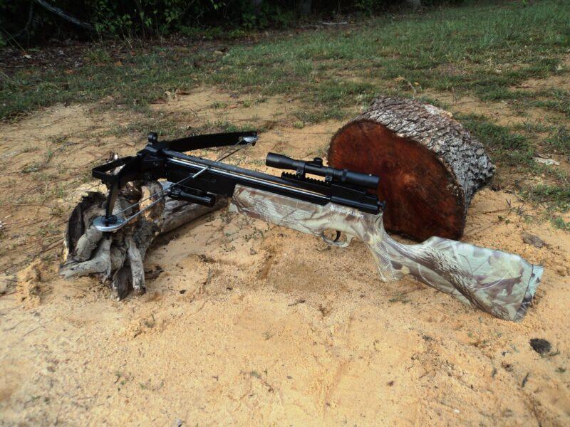 Goblin Tactical crossbow