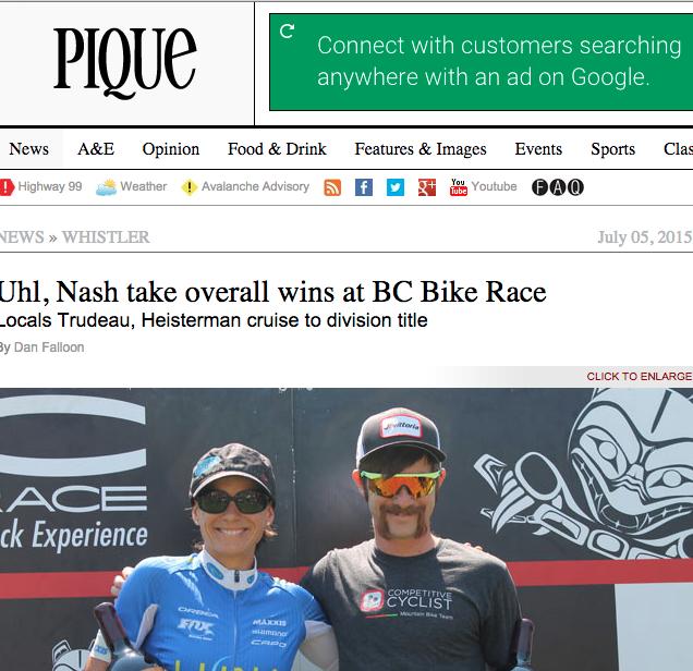 Pique Newspaper