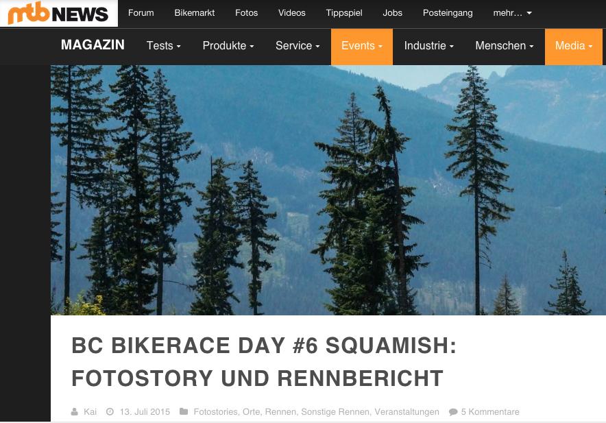 Mtn news germany