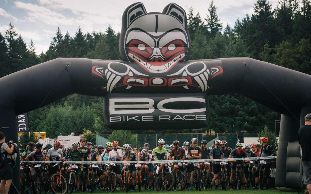 BC Bike Race 2018: Day 1 – Cowichan Valley