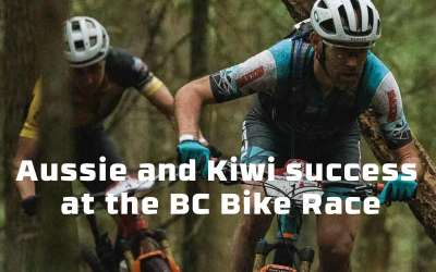 BC Bike Race Down Under – Australian Geographic Adventure
