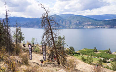 The Peak to Beach Route – Locals Favorite – Day 4 of the BCBR.