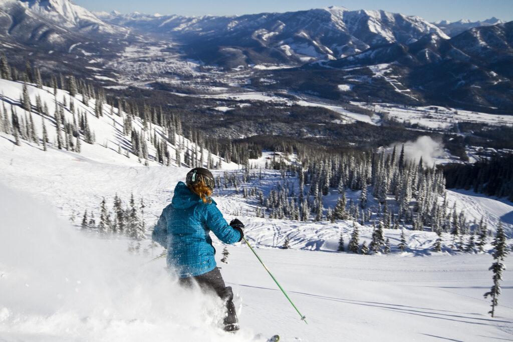 Fernie Alpine Resort | Photo Courtesy of Resorts of the Canadian Rockies RCR
