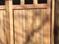 Wooden Garage Door Image