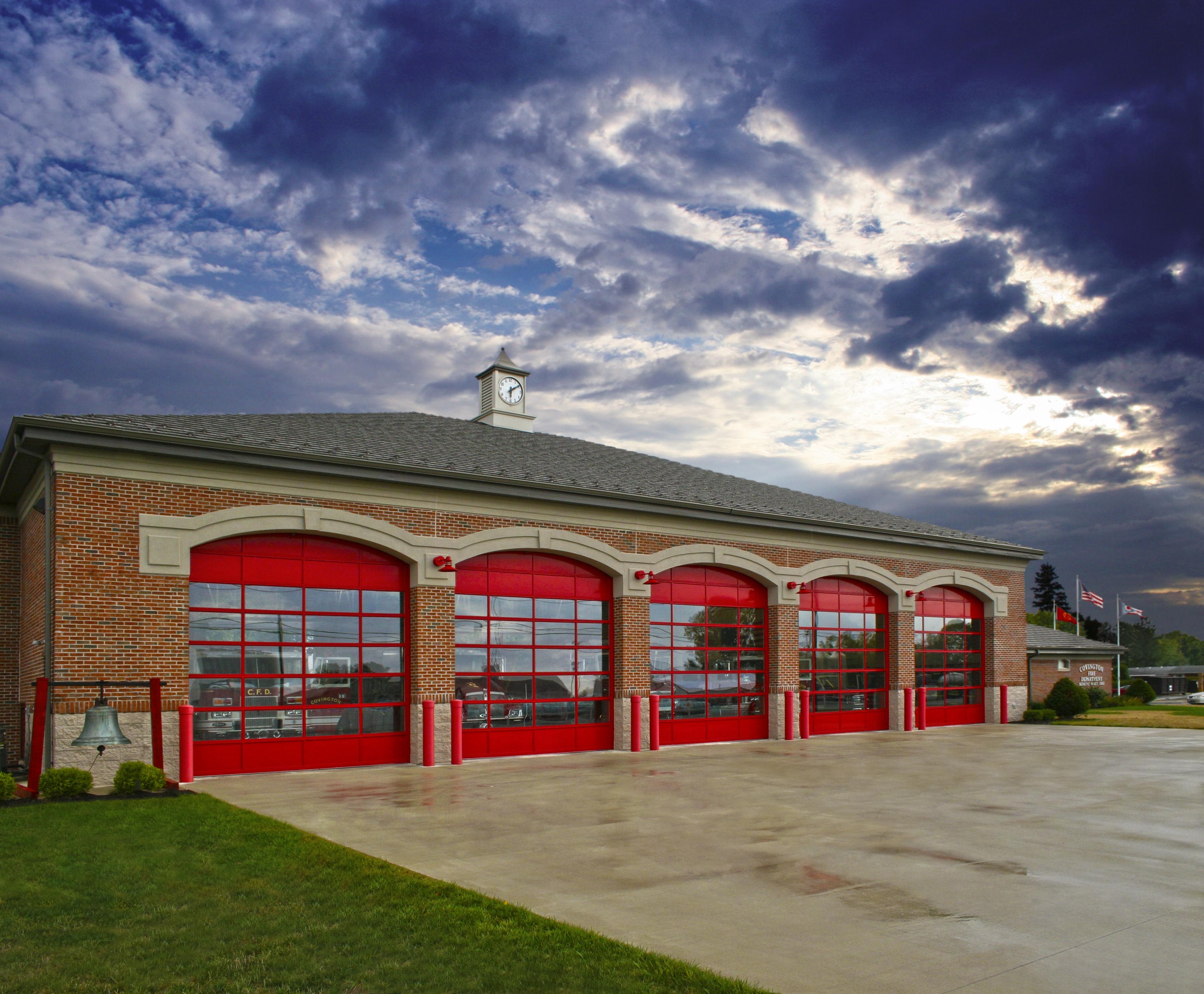 Commercial garage door repair in Colorado Springs