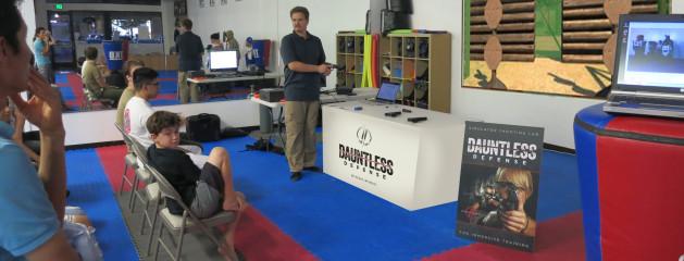 Virtual Shooting Lounge