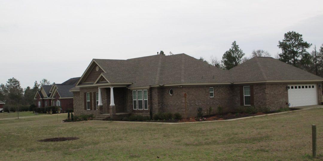 New Shingle Roof in Montgomery, AL