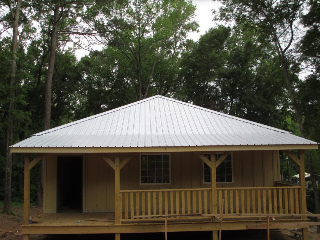 Metal Roofing Montgomery, AL