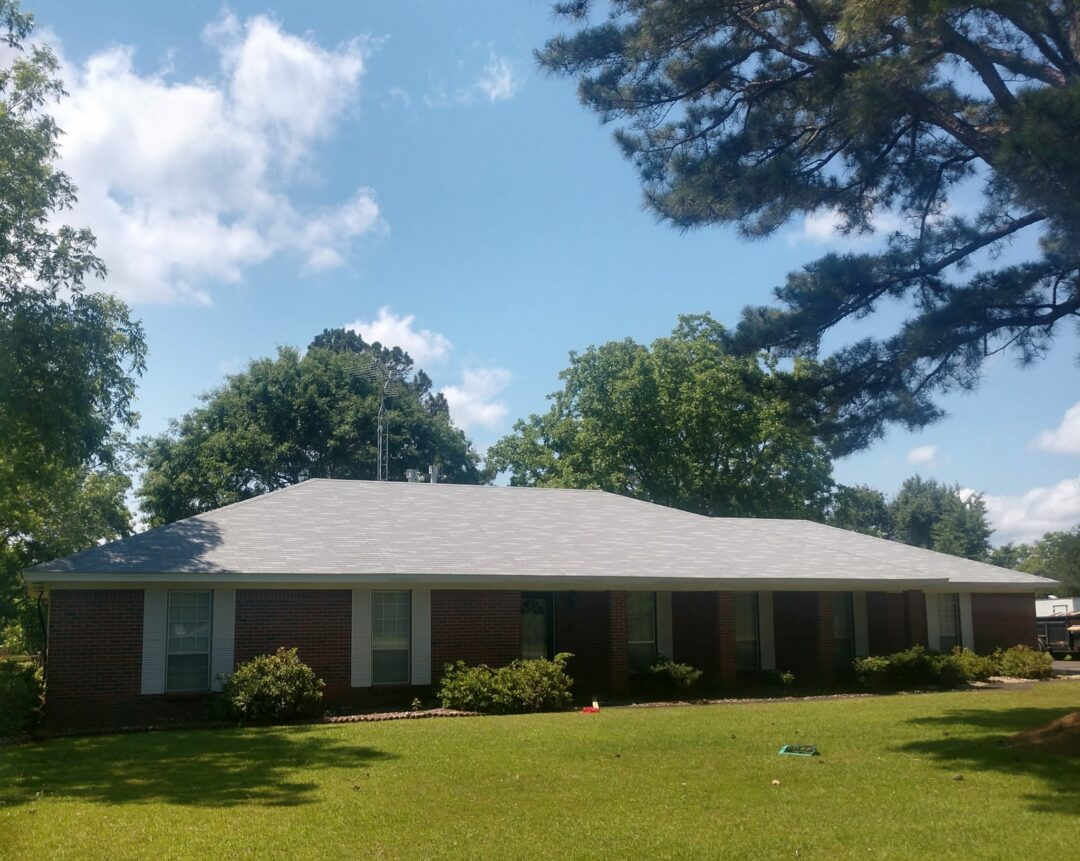 New Roof in Prattville, AL