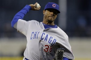Edwin Jackson's hot streak has allowed the Cubs to return to their winning ways, yet the White Sox are on the opposite end of the spectrum.