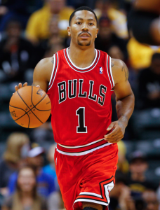 After a devastating ACL tear, Derrick Rose is beginning to participate in workouts, paving the way to his eventual return.