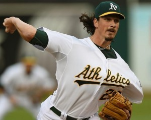 Although Jeff Samardzija (pictured) and Jason Hammel were traded, the Cubs received players that point to a better future.
