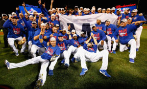 The 2016 Chicago Cubs met expectations, and took Chicago on an exhilarating ride that concluded with a coveted World Series win.