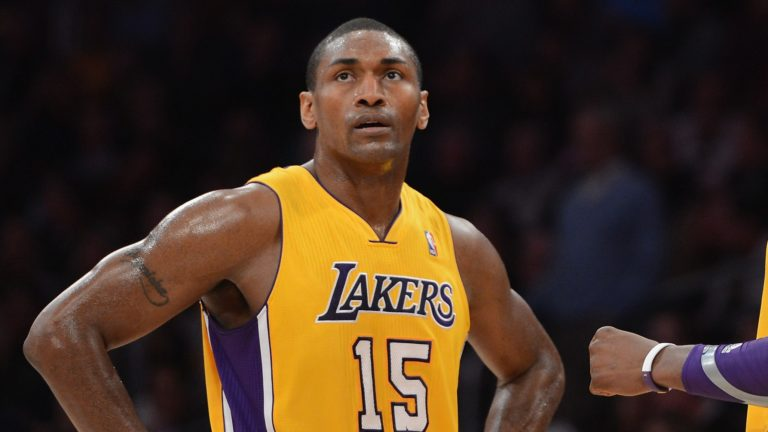 Metta World Peace Talks Career and More on Podcast 32