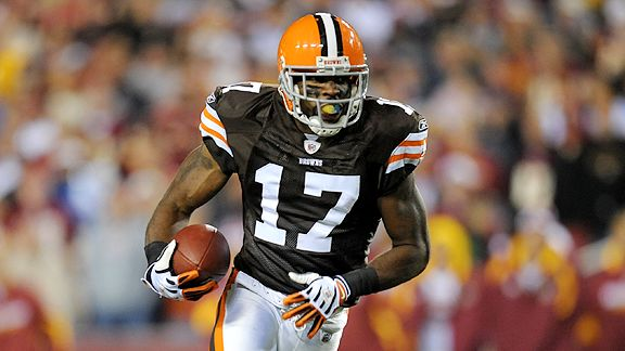Braylon Edwards Talks NFL Career and More on Special Podcast