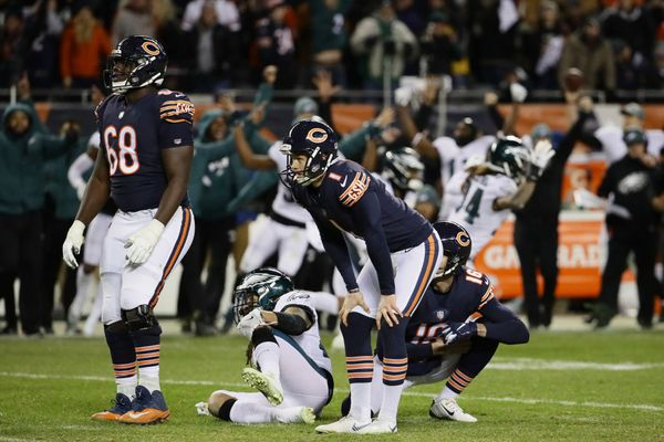 Bears Shocking Loss, NFL Black Monday Recap, and More on WHPK Show #11