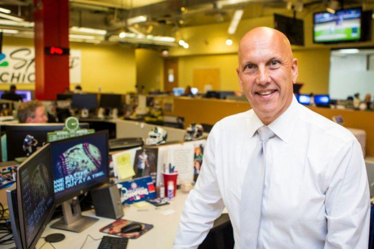 David Kaplan Returns to Talk Cubs Baseball, Sports Media Career, and More!