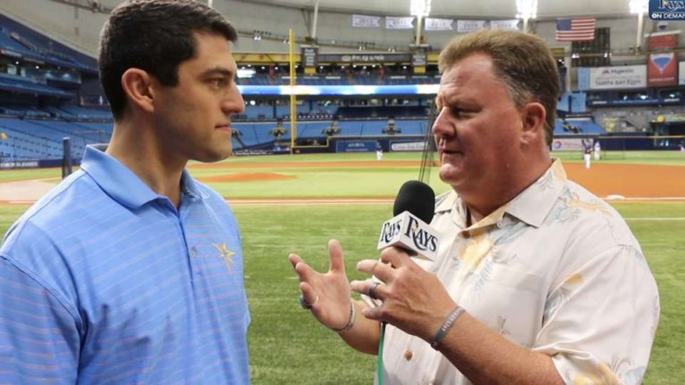 Dave Wills Talks Rays Baseball, MLB News, and Broadcasting Career in Special Podcast!