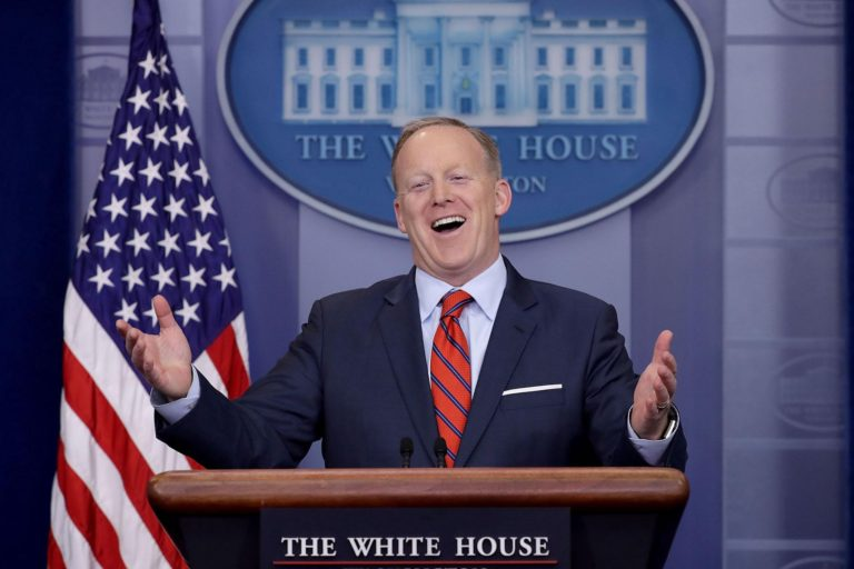 Sean Spicer Talks Trump Administration Tenure, Red Sox Baseball, and More!