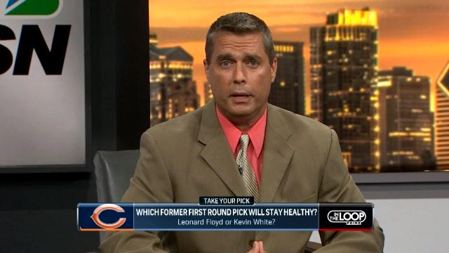 Bears Draft Needs, David Haugh Interview (Sports Talk Chicago / WCKG 4-15-21)