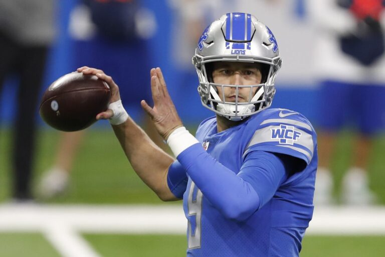 """The Bears """"Pass"""" On Stafford, Bret Boone Interview (Sports Talk Chicago / WCKG 2-1-21)"""