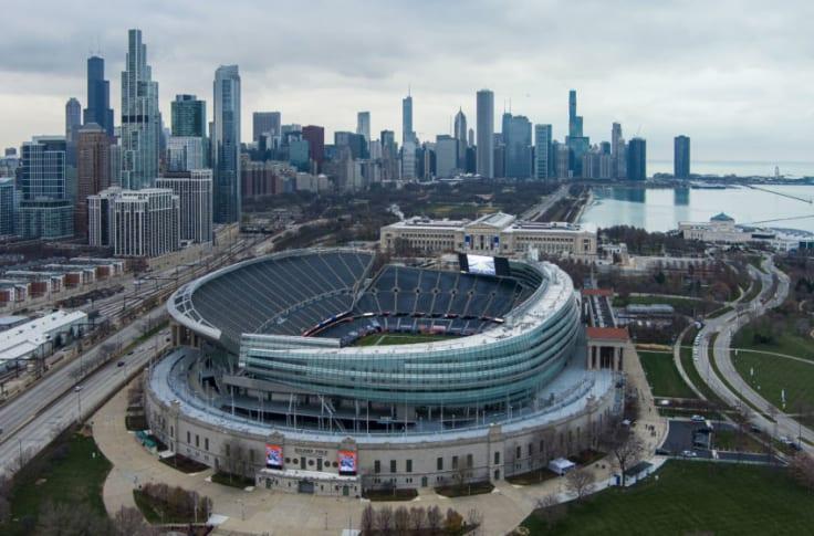 A New Bears Stadium, Dave Richard Interview (Sports Talk Chicago / WCKG 6-25-21)