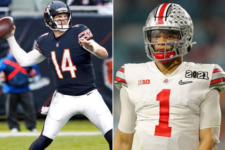 Bears Guarantee Dalton For Week 1, Mark Schanowski Interview (Sports Talk Chicago / WCKG 6-7-21)