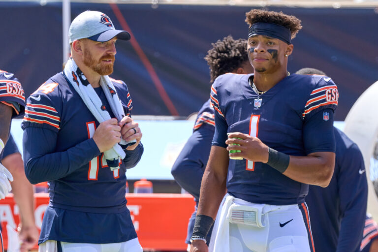 Who's The New Bears QB?, Mike North Interview (Sports Talk Chicago / WCKG 9-20-21)