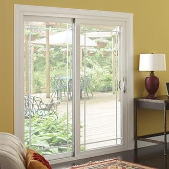 Contemporary-Style Sliding Patio Door