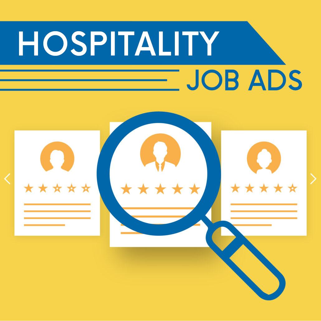 Hospitality Job Ads