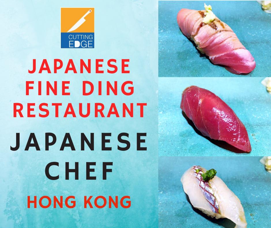 Senior Japanese Chef