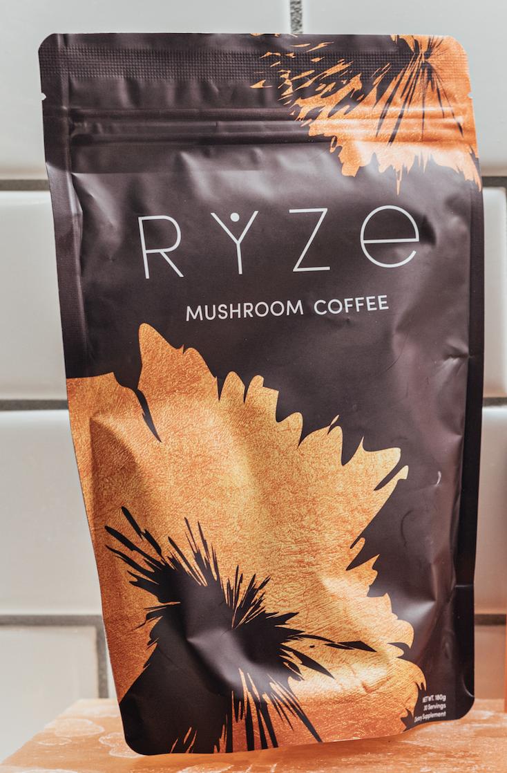 RYZE Mushroom Coffee