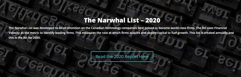 Narwhal List 2020