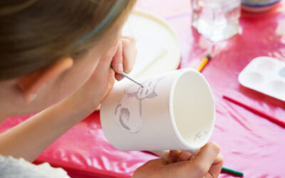 Art for kids: developing their creativity leads to greatness