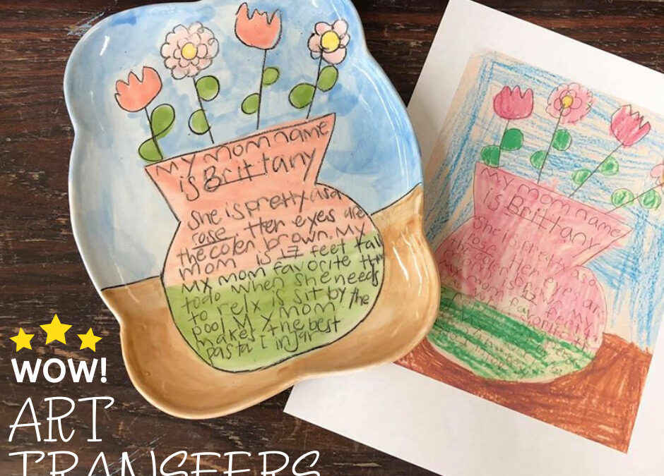 Personalized pottery: taking it to the next level